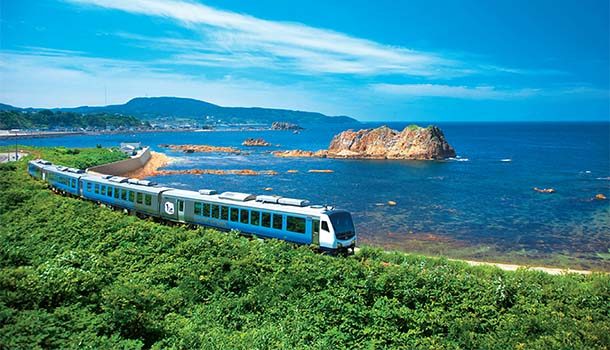 一生一定要搭乘一次!日本新幹線夢幻鐵道之旅