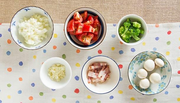 林姓主妇小撇步:赶时间时,备料/烹调的优先顺序