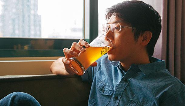啤酒頭釀造