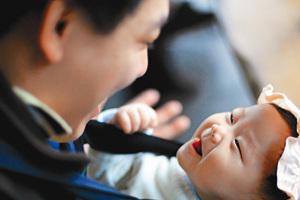 研究:「當爸爸」是男人的天性