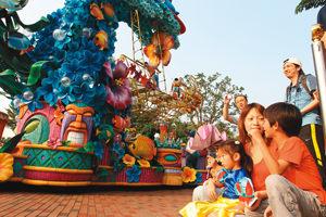 亞洲親子遊:香港 旅遊多寶格 驚喜不斷