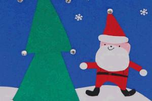 聖誕造型卡片DIY 4-3