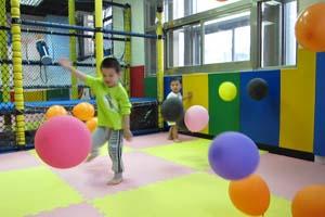 室內遊戲場/Y17一票暢遊到晚上 課程活動都免費