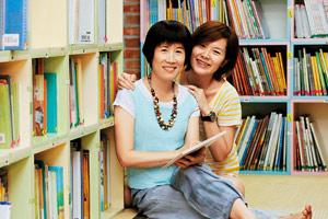 蔡淑媖與鄭欣娓:志工母女情,傳愛無距離
