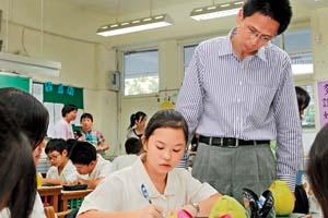 上海經驗:不只為PISA做準備
