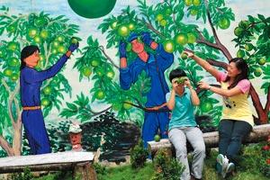 食農小旅行:台南青皮椪柑 鮮採鮮吃