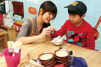 三峽‧茶山房肥皂文化體驗館 傳統手工製皂法全公開