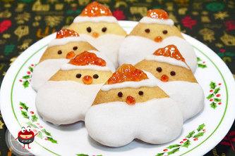 聖誕老人糖霜餅乾 歡樂過節