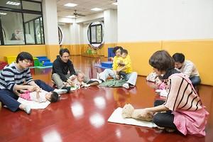 台中市市區托育資源中心 寶寶課免費,5分鐘搶光光