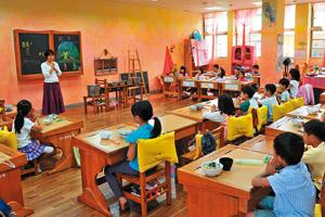 什麼是華德福教育?