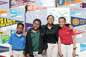數位學習/KIPP運用科技讓弱勢孩子更想學 打造個人專屬上大學計畫