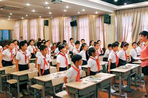 上海小學「活的語文課」震撼