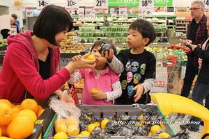 注重生活經驗學習的~瑞典超市教養課