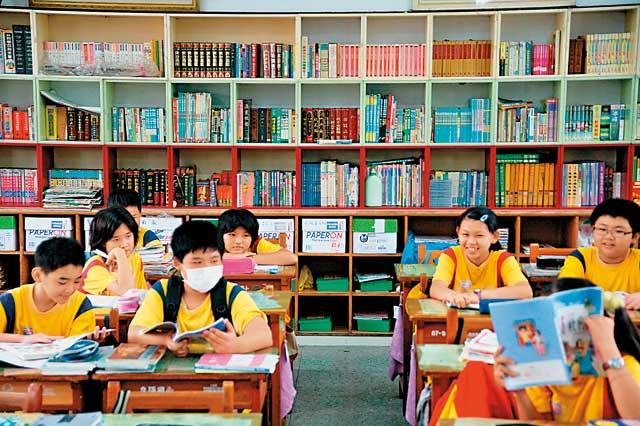 掌握5要領,打造班級圖書館/親子天下