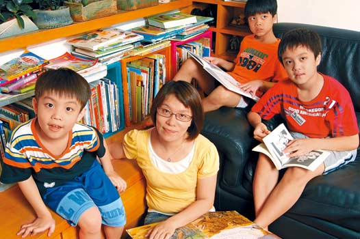 打擊功課障礙 彭菊仙:分段檢查,讓成就接二連三