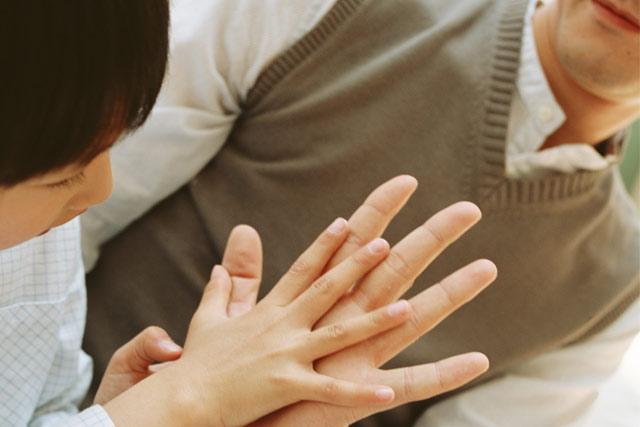 綠豆粉圓爸:溫和而堅定,陪孩子長大