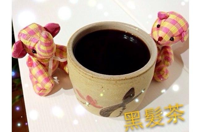 李思儀中醫師:黑髮茶飲大公開