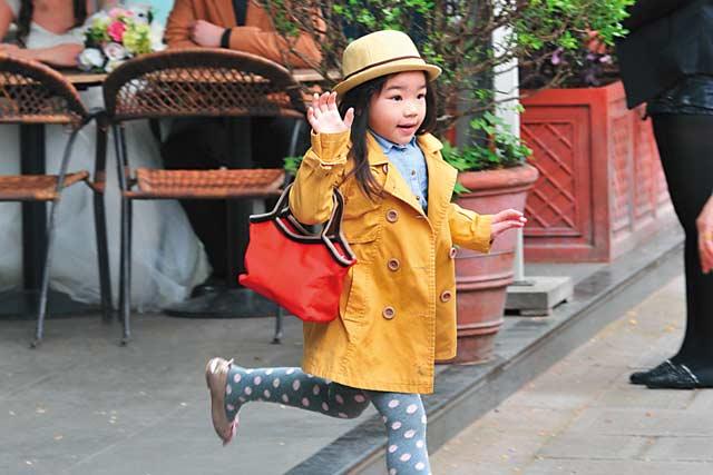 中國大城瘋「早教」