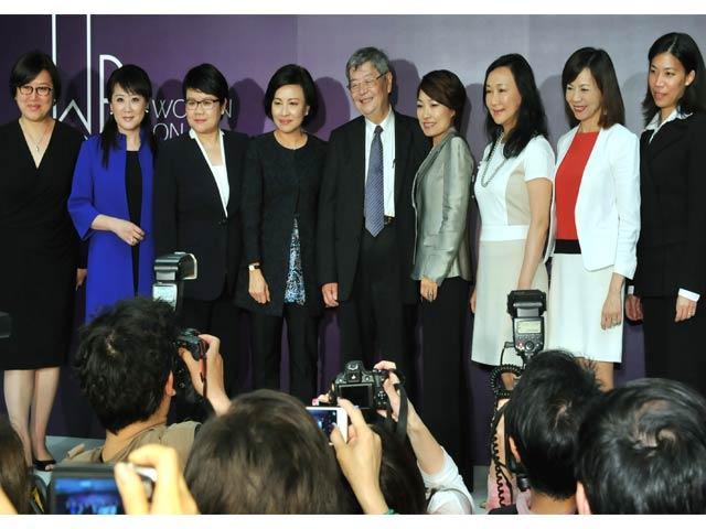 101董座宋文琪:女性職場表現好,家庭更幸福