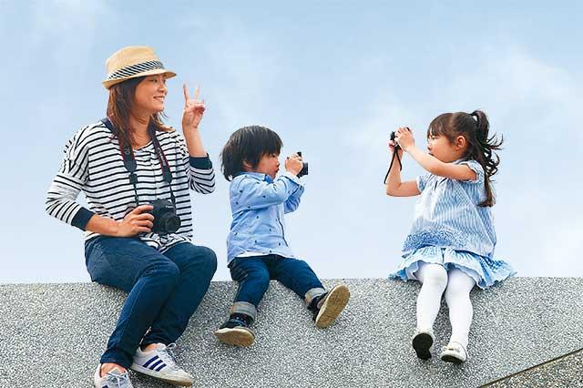 單眼相機推薦:喀嚓!捕捉孩子每個第一次