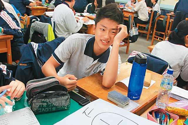 中正高中:27門選修課提早體驗大學生活