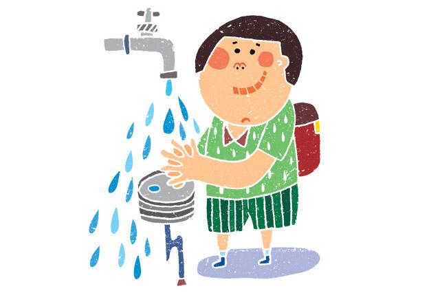 腸病毒發威,正確洗手降低感染