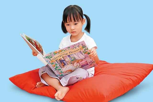 【懶人學英文!】別怕幫孩子選「太簡單」的英文讀本