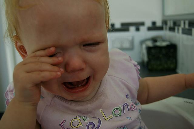 一歲寶寶啟動「情緒雷達」