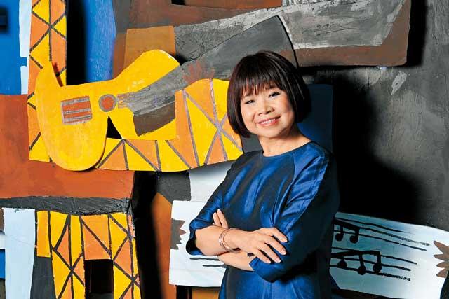 蘇荷兒童美術館館長 林千鈴:學畫畫,從張開眼開始