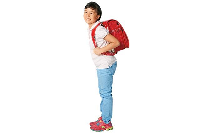 好書包讓孩子有好體態!