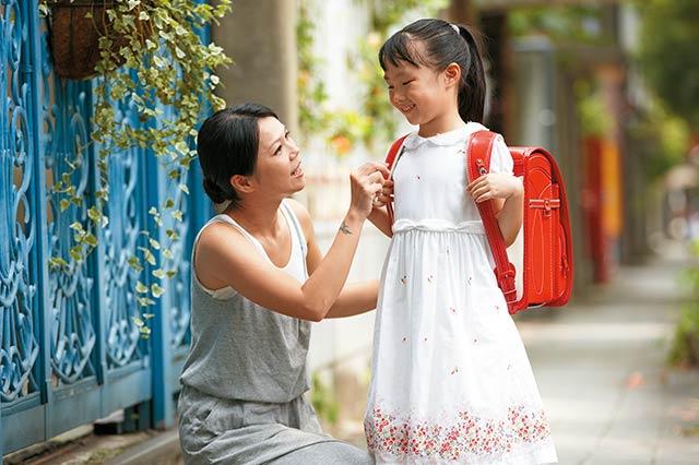 小一、國一家長必讀 ──搞定新生開學準備