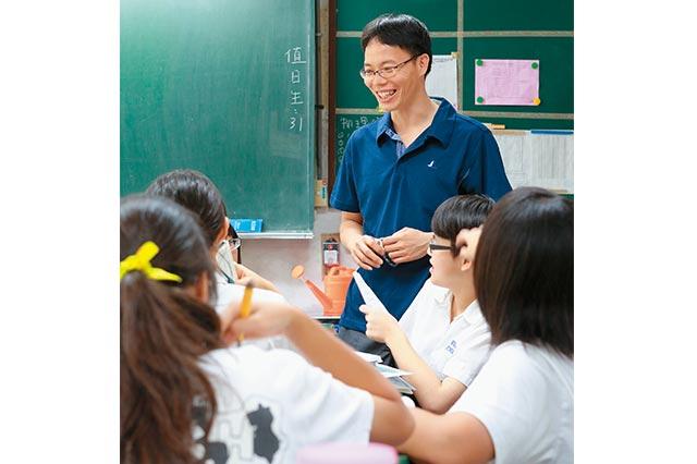 張輝誠:讓教室成為學生思辨殿堂