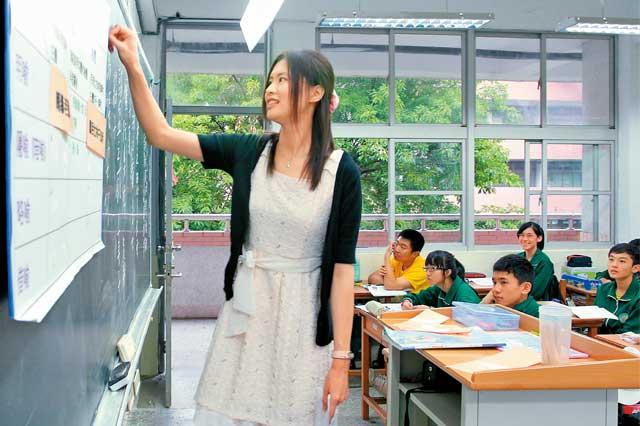 柯華葳:讓中學生心服口服的老師