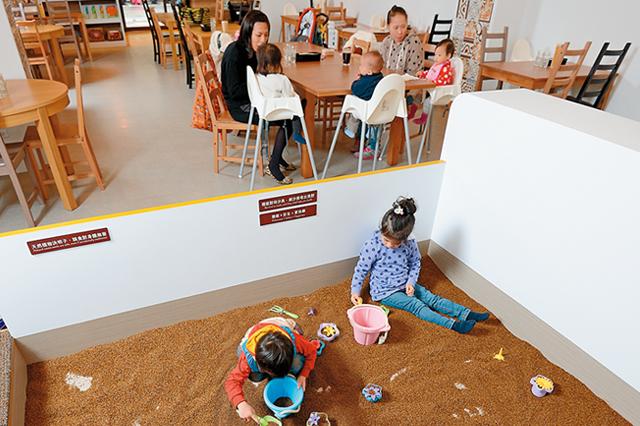 MOOOON SPRING親子閱讀餐廳:端出爸爸想給孩子的餐