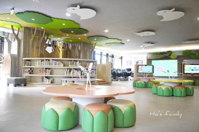 森林童話藝術天地~親子美育數位圖書館