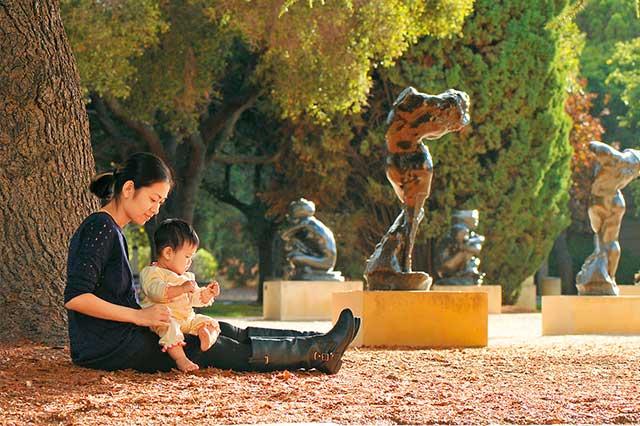 四妙招,優雅帶寶寶出遊