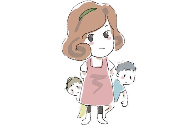 小布麻:與媽媽和解