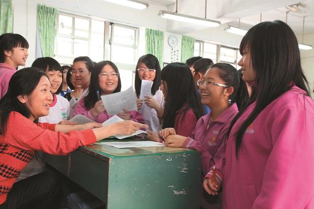 一堂充滿問句的國文課/老師驚嘆:學生怎麼這麼棒!