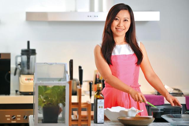 矽谷美味人妻:瘋狂總經理在廚房中找到自我