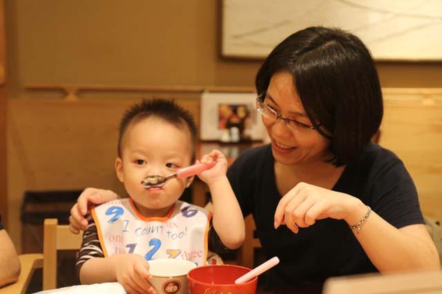 擔心寶寶過敏,所以副食品不需有太多變化?