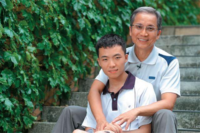 盧蘇偉:有愛的家不會有刺蝟少年