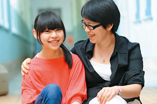 作家葉美瑤給直率的女兒:如果我嚴苛了,提醒我也有過13歲