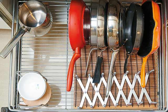 小雨麻的空間魔法─小廚房也能有大收納容量