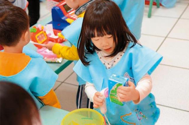家長真心話2:專業課程,讓四歲小孩也能開店