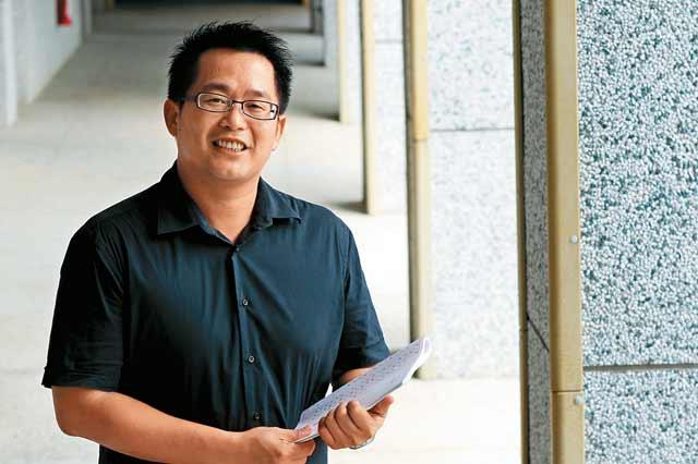 王政忠:翻轉偏鄉讓專業回歸專業