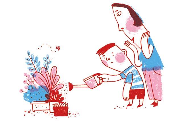 有效激發孩子潛能的4種教養建議