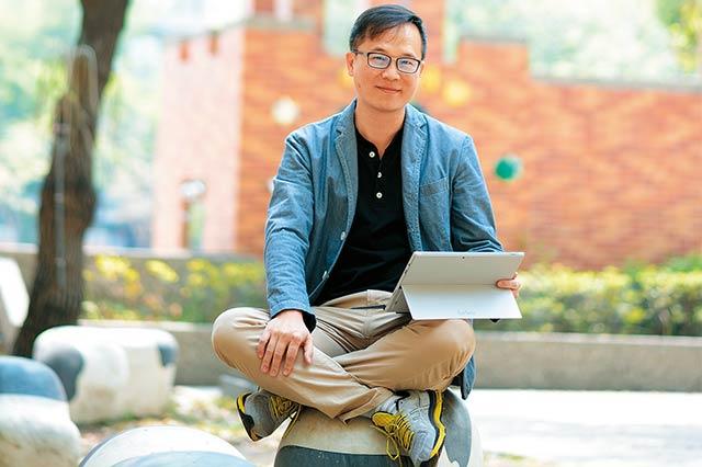 葉士昇:阿宅老師的資訊小革命