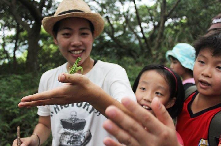 昆蟲老師吳沁婕教你如何和蟲蟲交朋友