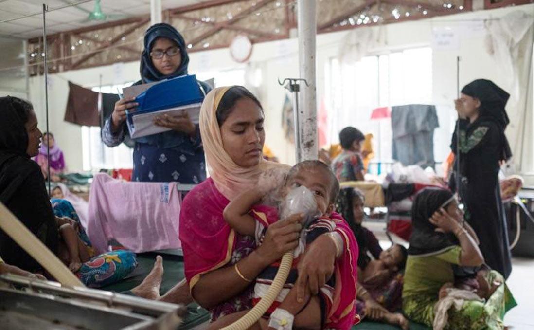 無國界醫生在孟加拉:「如果這是更好的選擇,另一個選擇必定是人間煉獄」
