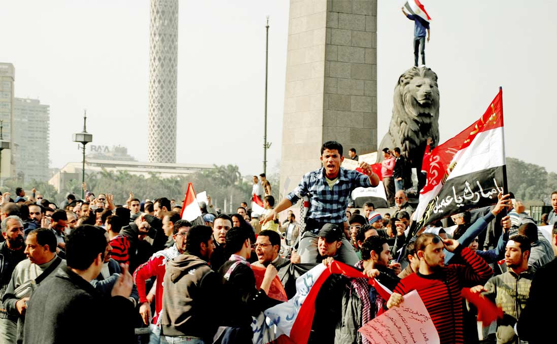 【一頁阿拉伯】「他們需要一個把他們當公民對待的祖國」──那些無力成家的阿拉伯青年